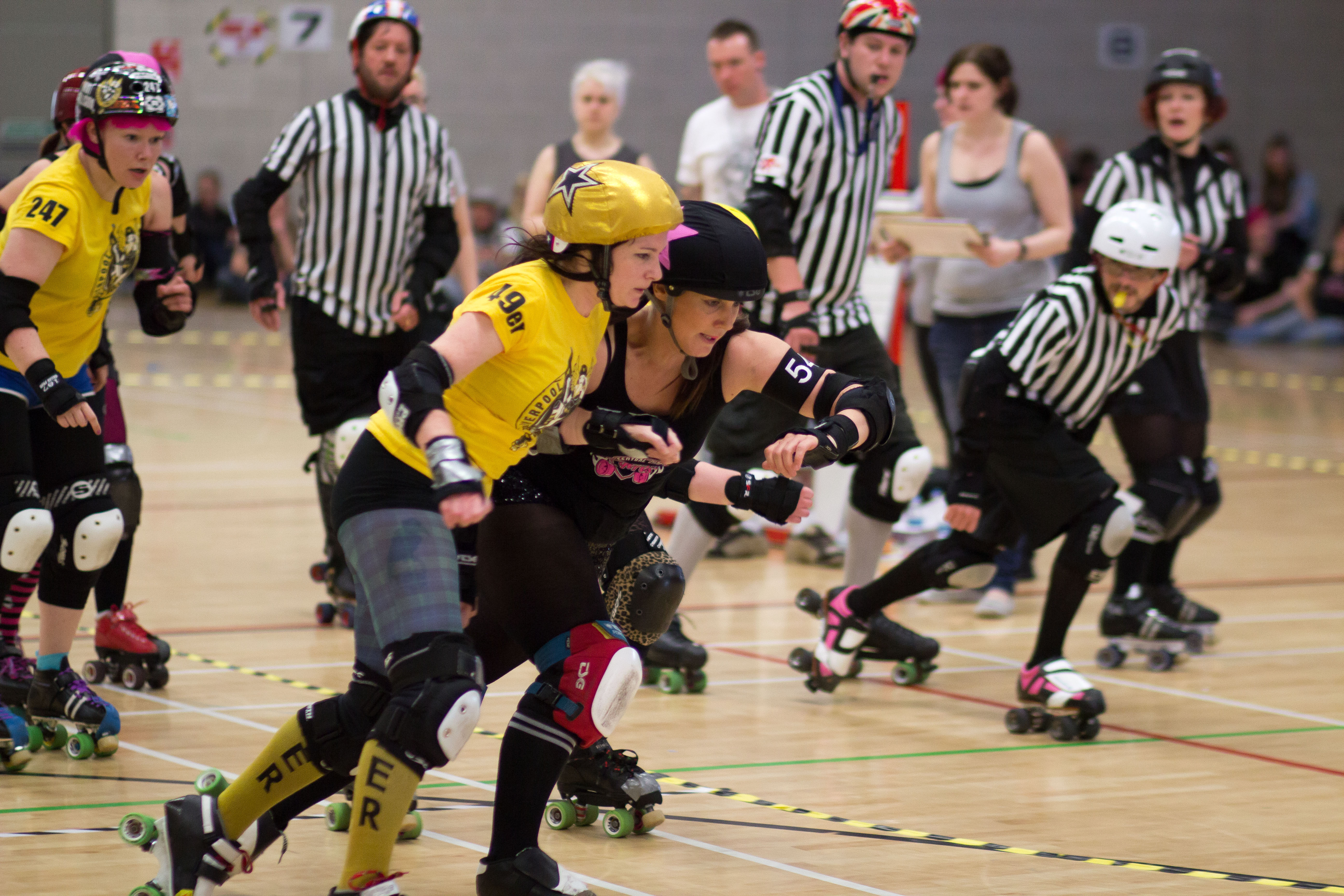 Roller skating liverpool