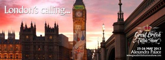 Londons Calling Banner